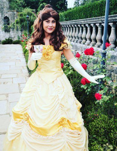 belle princess kent