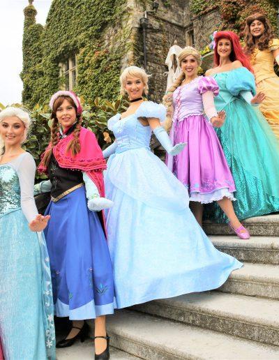 ashford princess party company