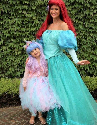 The Mermaid Princess in surrey