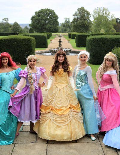 princesses best company kent