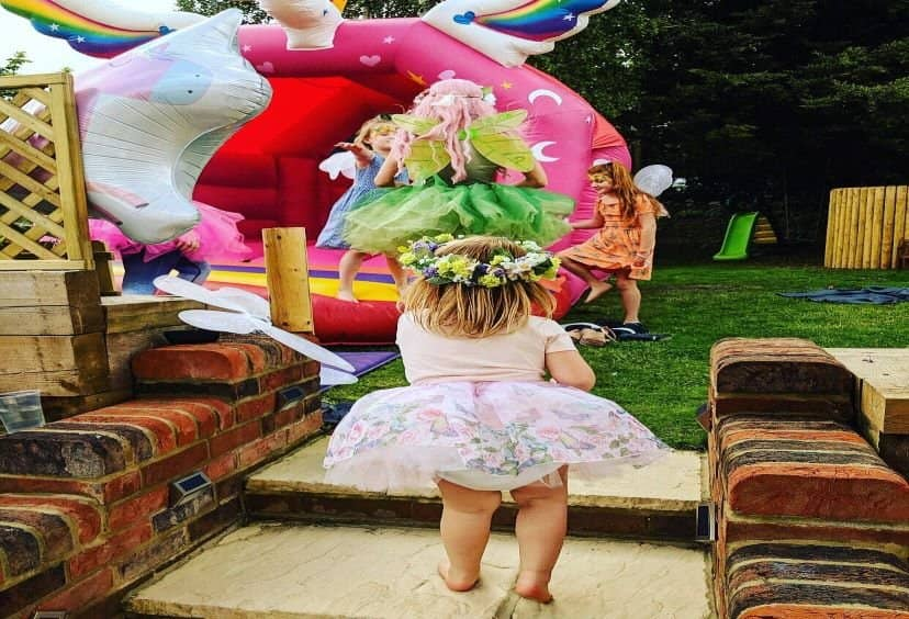 fairy party package surrey kids birthday