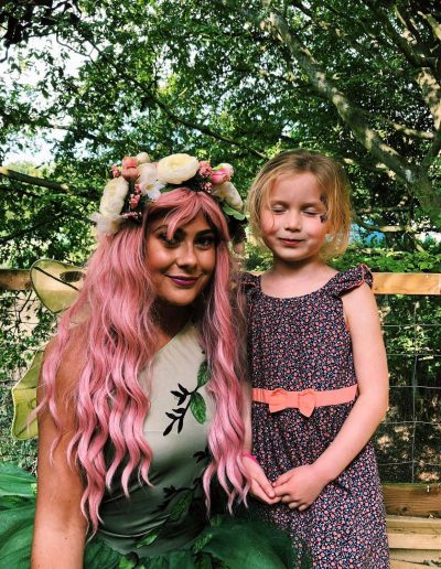 fairy princess party together in kent