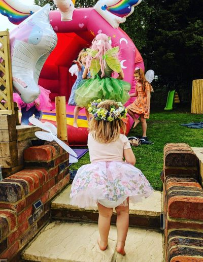 little and big fairy party kent