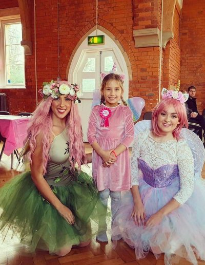 fairy and unicorn party kent