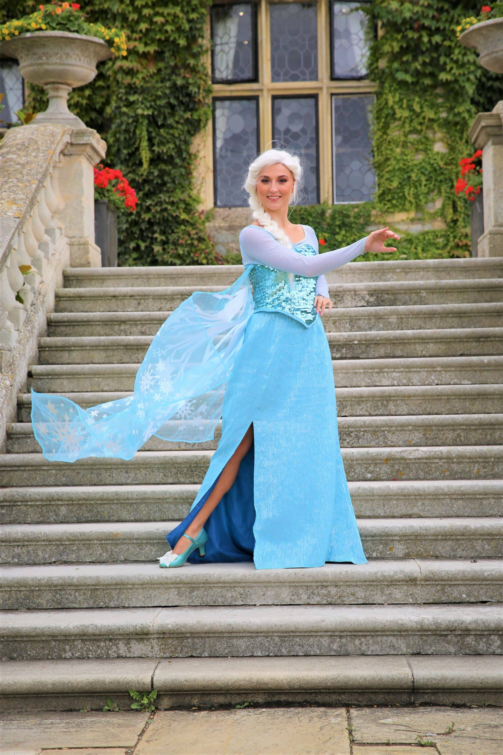 frozen princess and the pea kids party kent