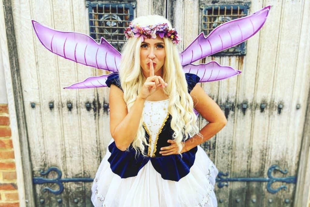 fairy ideas kids birthdays kent