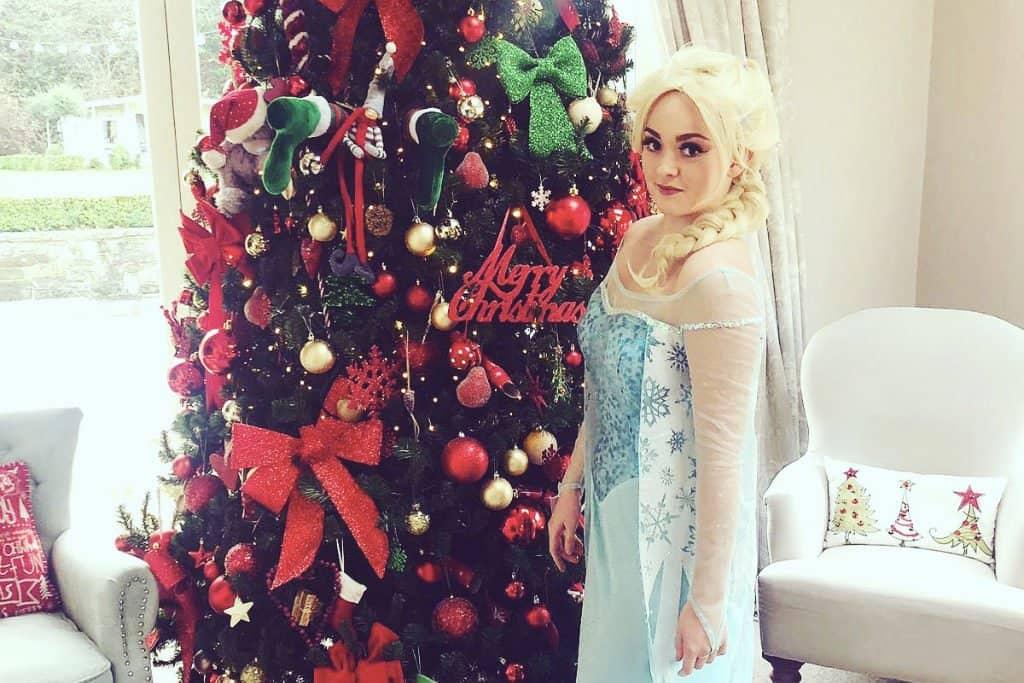 christmas visits kent princess